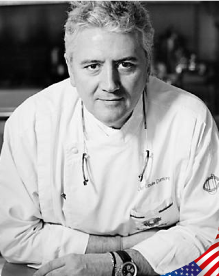 Chef Jean-Louis Dumonet